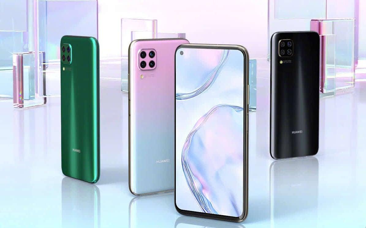 Huawei Nova 7i, la technologie en toute beauté – Challenges TN